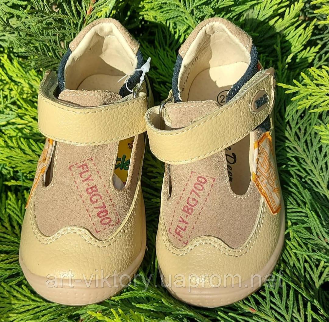 Туфлі L. Deer для хлопчика р. 20