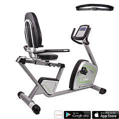 Горизонтальный велотренажер inSPORTline inCondi R60i