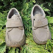 Туфли - мокасины L. Deer для мальчика р. 26
