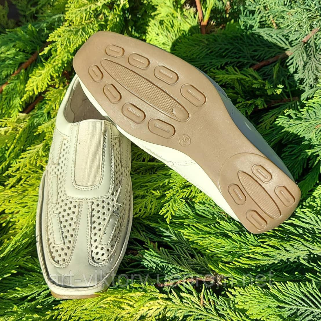 Туфлі-мокасини B&G для хлопчика р. 34