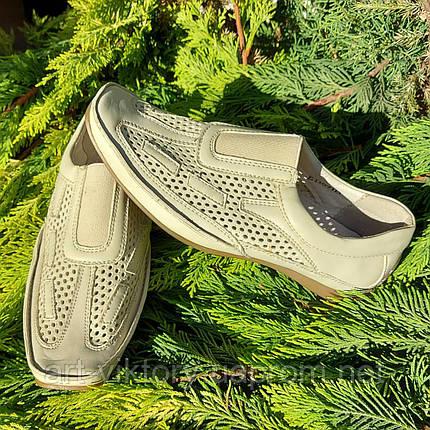 Туфлі-мокасини B&G для хлопчика р. 34, фото 2