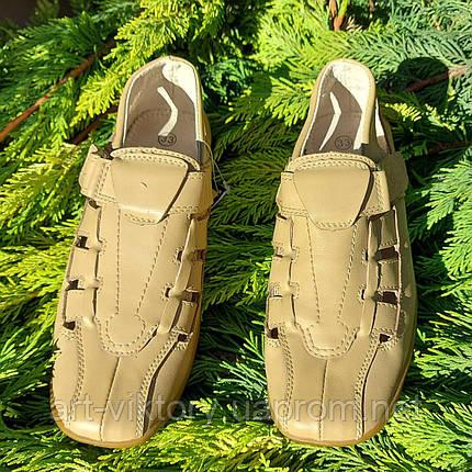 Туфли - мокасины  B&G для мальчика р. 33, 34, 37, 38, фото 2