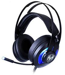 Гарнитура Somic G200 Black 9590010339 ES, КОД: 1878056