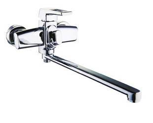 Змішувач для ванни з поворотним виливом Zegor NEF7-A232 ES, КОД: 2461139