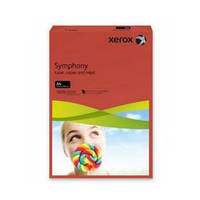 Бумага Xerox Symphony Intensive Dark Red цветная, 160 г/м2, A4, 250 л (003R94278)