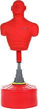 Тренажер для отработки ударов Demix Redman, Красный, one size