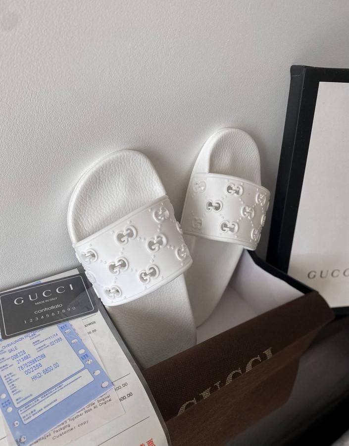 Gucci Ruber Slide Sandal