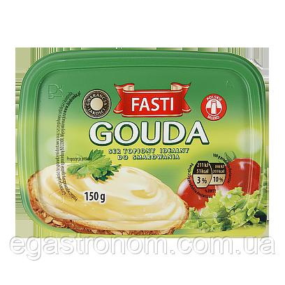 Крем-сир Фасті Гауда Fasti Gouda 150g 32шт/ящ (Код : 00-00006162)
