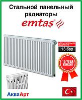 Стальной радиатор  Emtas 11k 500*1600 б.п.