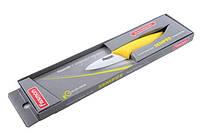 Нож для овощей SEMPRE 8 см. (белое керамическое лезвие)