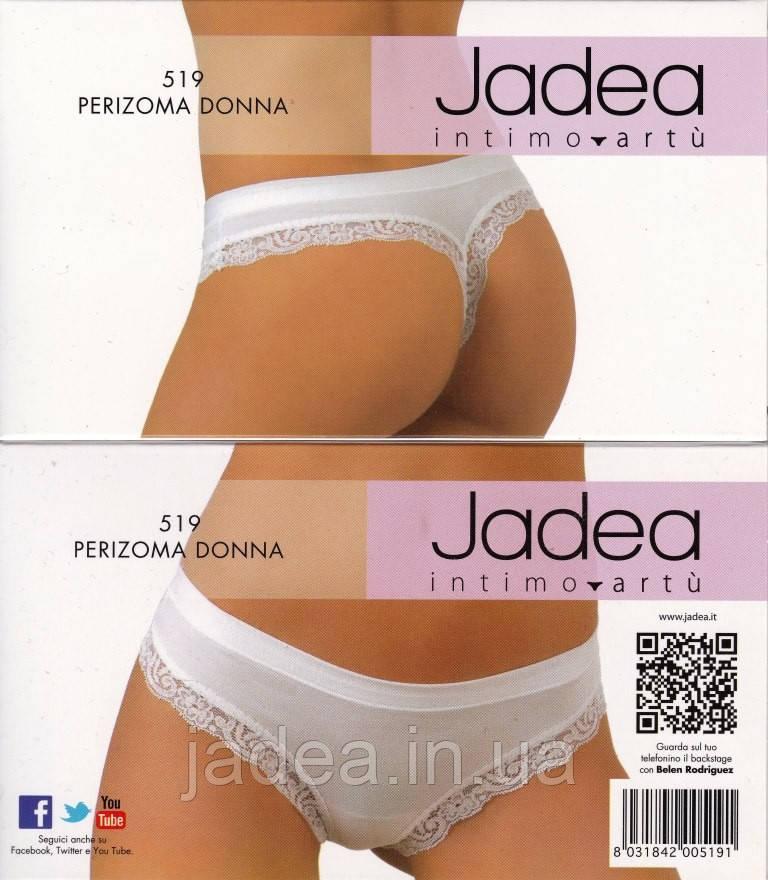 Трусики стринг Jadea 519 bianco