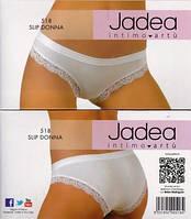 Трусики-сліп Jadea 518 , Італія, Jadea 518 білі