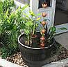 Дубовые кадки для растений