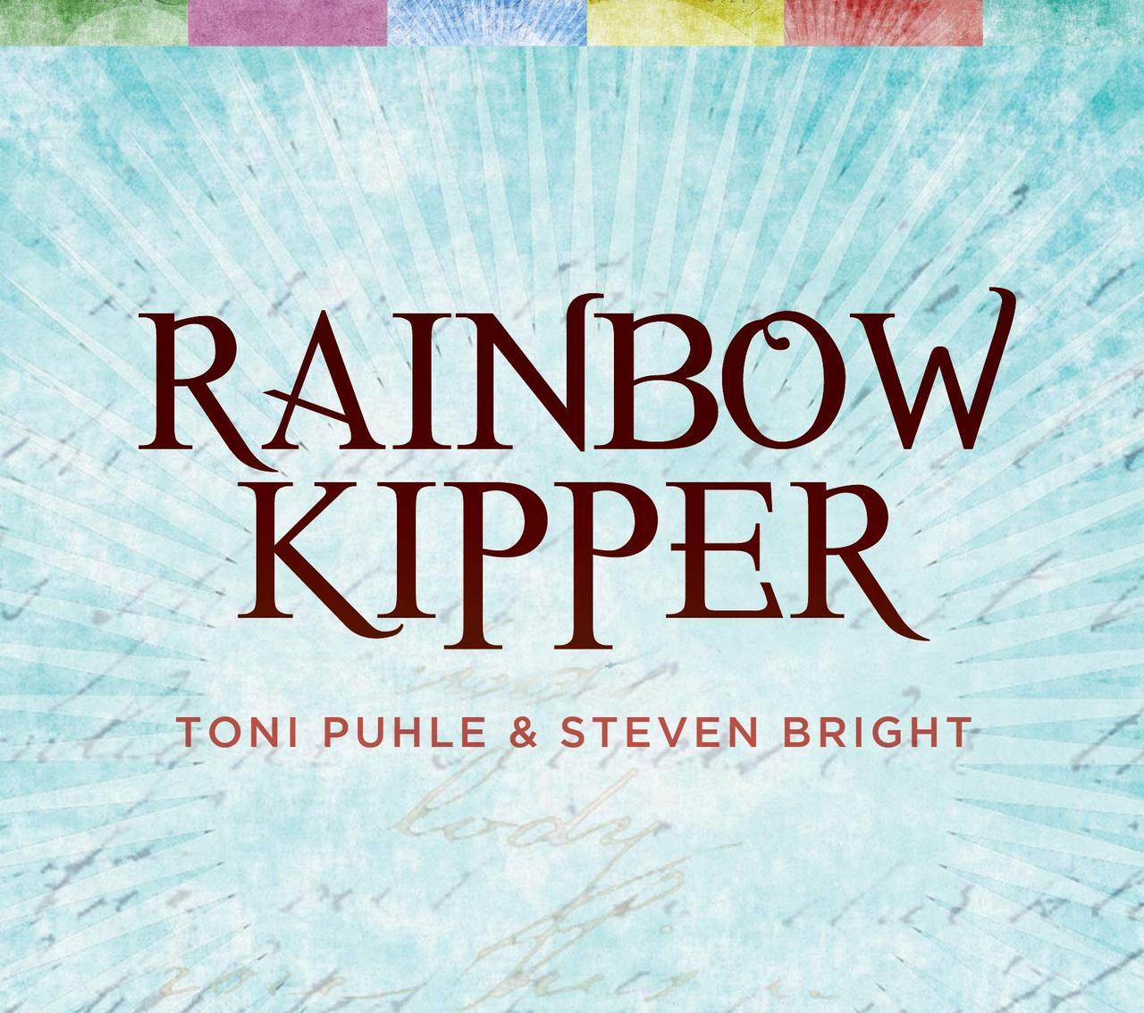 Rainbow Kipper/ Радужный Киппер