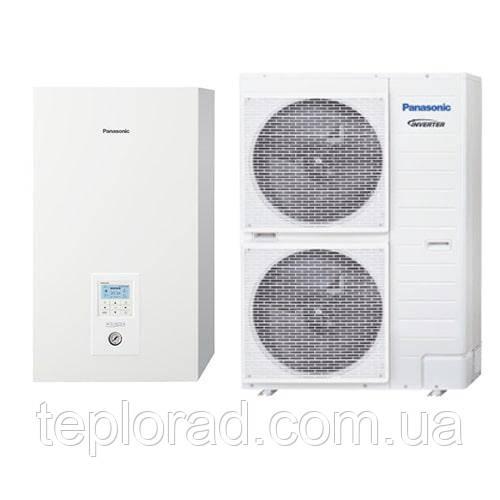 Тепловий насос Panasonic AQUAREA High Performance WH-UD16HE8/WH-SDC16H9E8