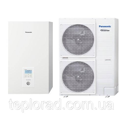 Тепловий насос Panasonic AQUAREA T-CAP WH-UX09HE5/WH-SXC09H3E5
