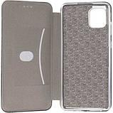 Кожаный чехол-книжка Leather Gelius для Samsung Galaxy Note 10 Lite (N770), фото 5