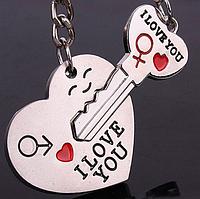 Парные брелоки - Ключ от сердца, фото 1