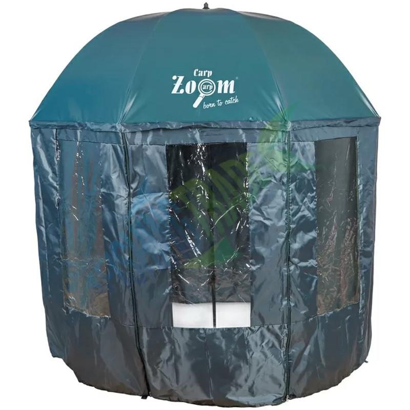 Парасолька палатка Carp Zoom PVC Yurt Umbrella Shelter 250cm