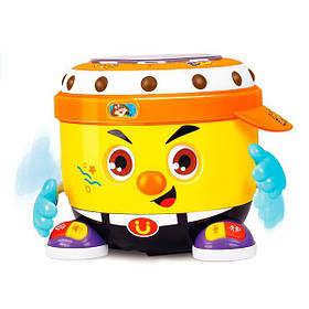 Інтерактивна музична іграшка Hola Toys Веселий барабан (6107)