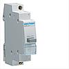 Выключатель кнопочный обратный 230В/16А, 1НЗ, 1м SVN321