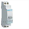 Выключатель кнопочный обратный 230В/16А, 2НЗ, 1м SVN341