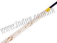 Світлодіодна гнучкий стрічка 21 діодів 3528-12V жовтий 35см