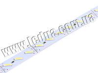 Світлодіоднаалюмінієва смужка 8520-12V білий 15см