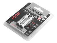 Акумулятор Videx AAA/HR03 (мікропальчик) 1000mAh