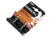 Батарейка Duracell лужна ААА/LR03 (мікропальчик) (уп.2шт)