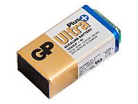 Батарейка GP Ulta Plus лужна 6LR61(крона)