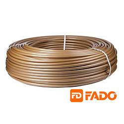 Труба PEX-A с кислородным барьером FADO FLOOR 16x2.0 (Длина бухты 120/240/500)