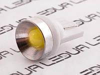 Світлодіодна авто лампа T10-1.5 W 12V білий