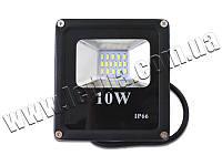 Прожектор світлодіодний 10W SMD, тепло білий
