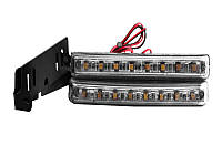 Денні ходові вогні HDX-D034 24V білий