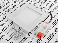 Світильник світлодіодний Світильник врізний квадратний S01015.3 180*180 15w 4200k
