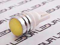 Світлодіодна авто лампа T10-COB L білий 24V