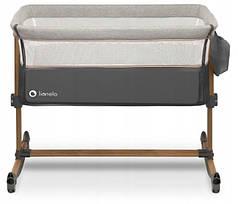 Детская дорожная кроватка Lionelo Leonie 89,5 x 55,5 x 77 см