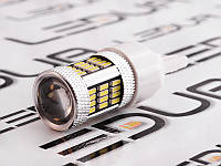 Світлодіодна авто лампа T20-4014-54SMD 7443 білий 12V