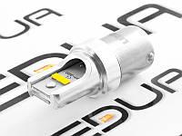 Світлодіодна авто лампа T25-2020-6SMD 1156 білий 12V