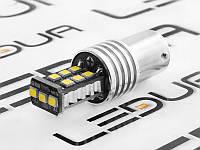 Світлодіодна авто лампа T25-2835-15SMD 1156 білий 12V
