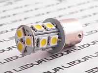 Світлодіодна авто лампа T25-5050-13SMD 1156 білий 24V