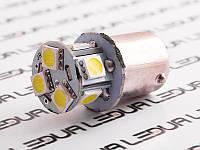 Світлодіодна авто лампа T25-5050-8SMD 1156 білий 24V