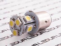 Світлодіодна авто лампа T25-5050-8SMD 1157 білий 24V