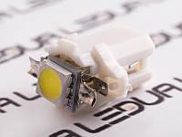 Світлодіодна авто лампа T5-B8.3-1smd-5050 білий 24V