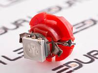 Світлодіодна авто лампа T5-B8.4-1smd-5050 червоний 24V