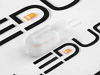 Світлодіодна лампа G4-220V-пластик-2W-4500K smd2835