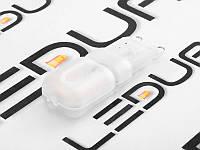 Світлодіодна лампа G9-220V-пластик-3W-4500K smd2835