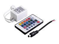 Контролер RGB ИК на 24 кнопок 6A