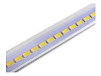 Світлодіодна лінійка 5730-72led IP65 14,4W 6500K 220V 500мм D16